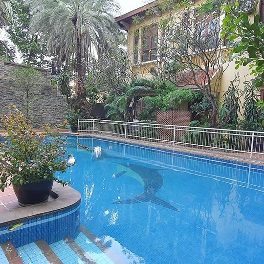 2 Bedroom with Swimming Pool