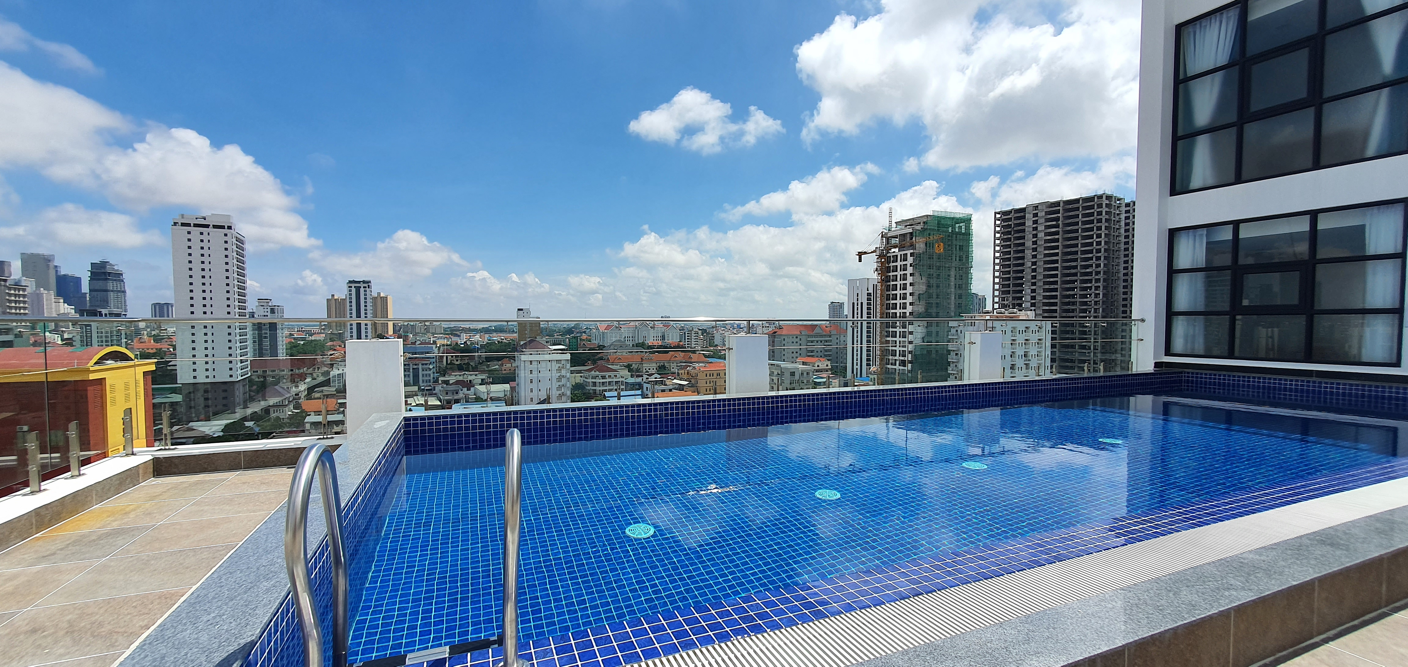 Brand New 2 Bedrooms with Swimming Pool